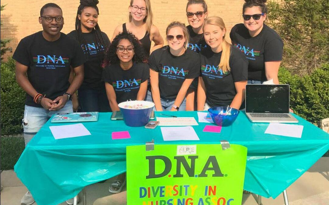 Diversity in Nursing Association (DNA) Seeks New Members