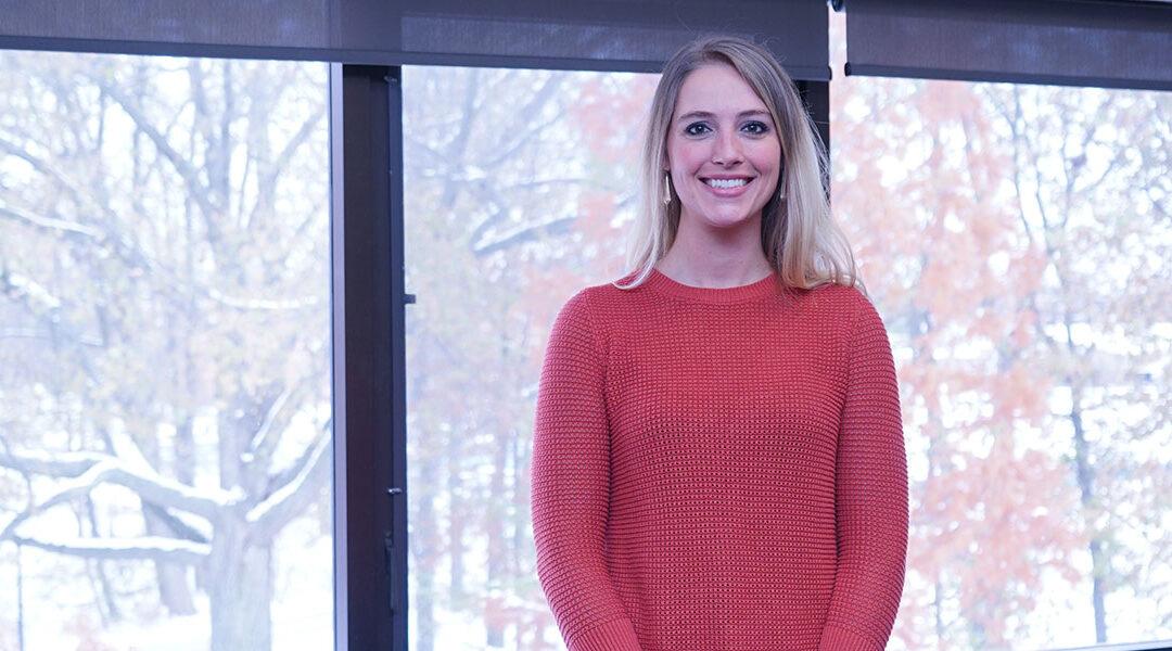 'Strong Nursing Community' Draws Alumna Back to Kent State for MSN