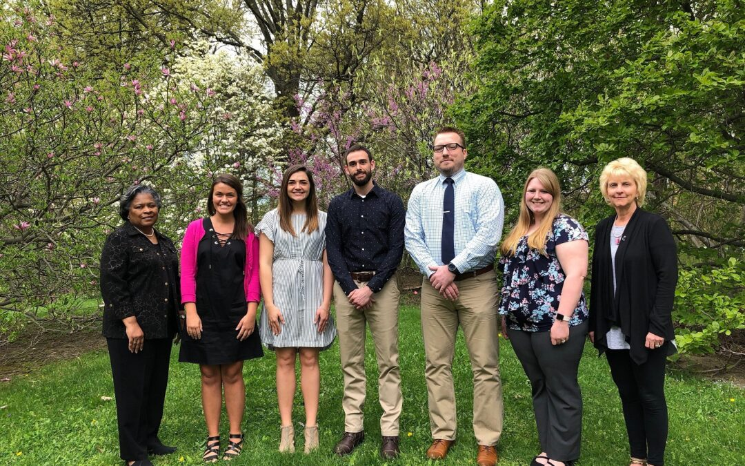 Seven Kent State University College of Nursing Seniors Selected for Internship at Akron Children's Hospital