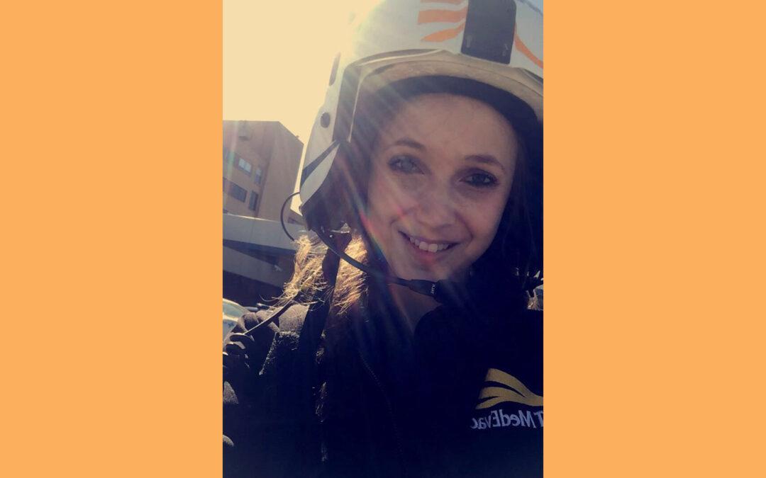 Kent State Salem Nursing Student Discovers Thrills of Flight Nursing