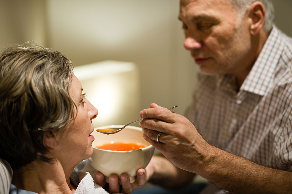 Family Caregivers: Ways to avoid caregiver burnout