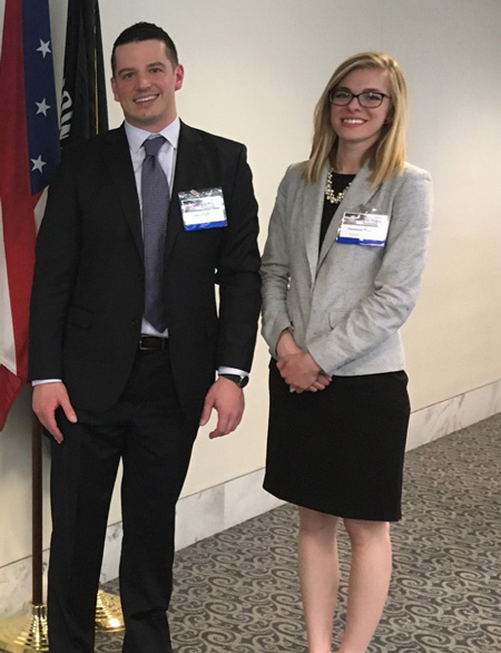 Kent State Students Advocate for Nursing Policy on Capitol Hill