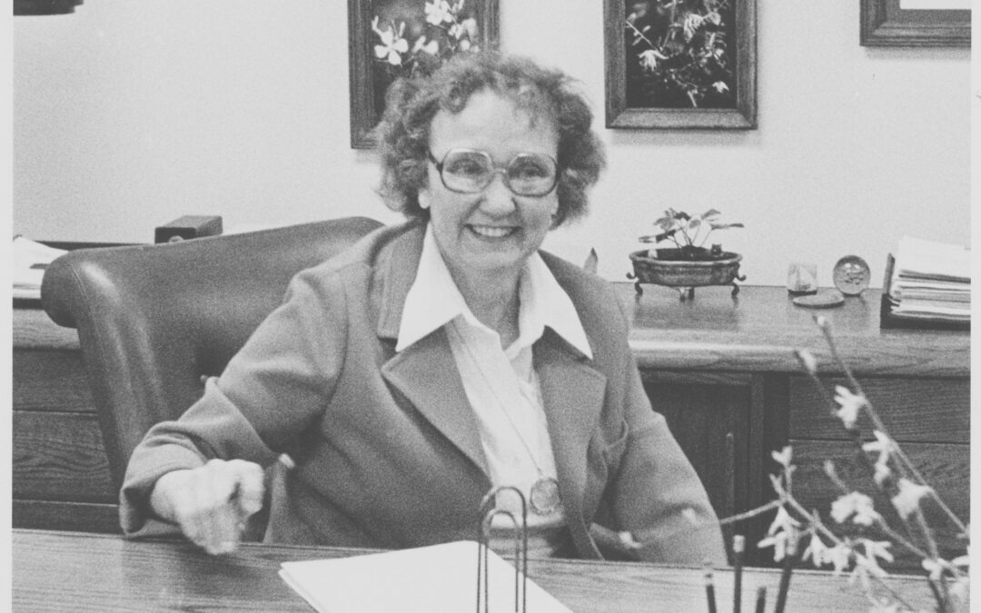 Remembering Founding Dean Linnea E. Henderson