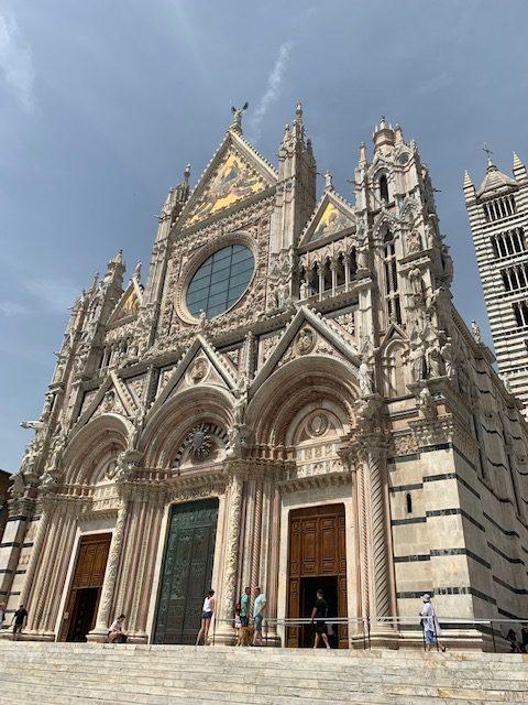 Exploring Siena, Italy