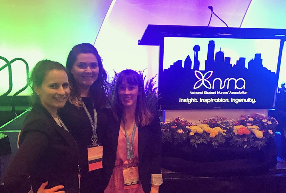 Interested in Nursing Leadership? Join KSU-Student Nurses' Association!