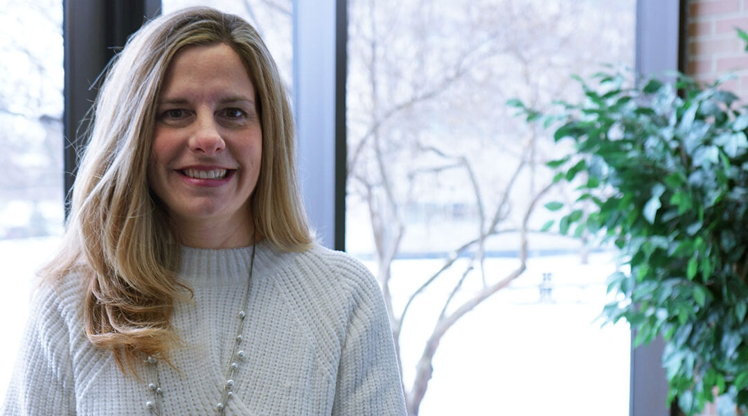 Alumna Combines Passion for Nursing and Teaching with Nurse Educator Master's Degree
