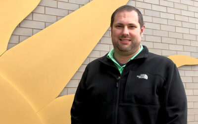 """""""Kent State is home to me."""" Alumnus Returns to Pursue Master's Degree in Nursing Administration & Health Systems Leadership"""
